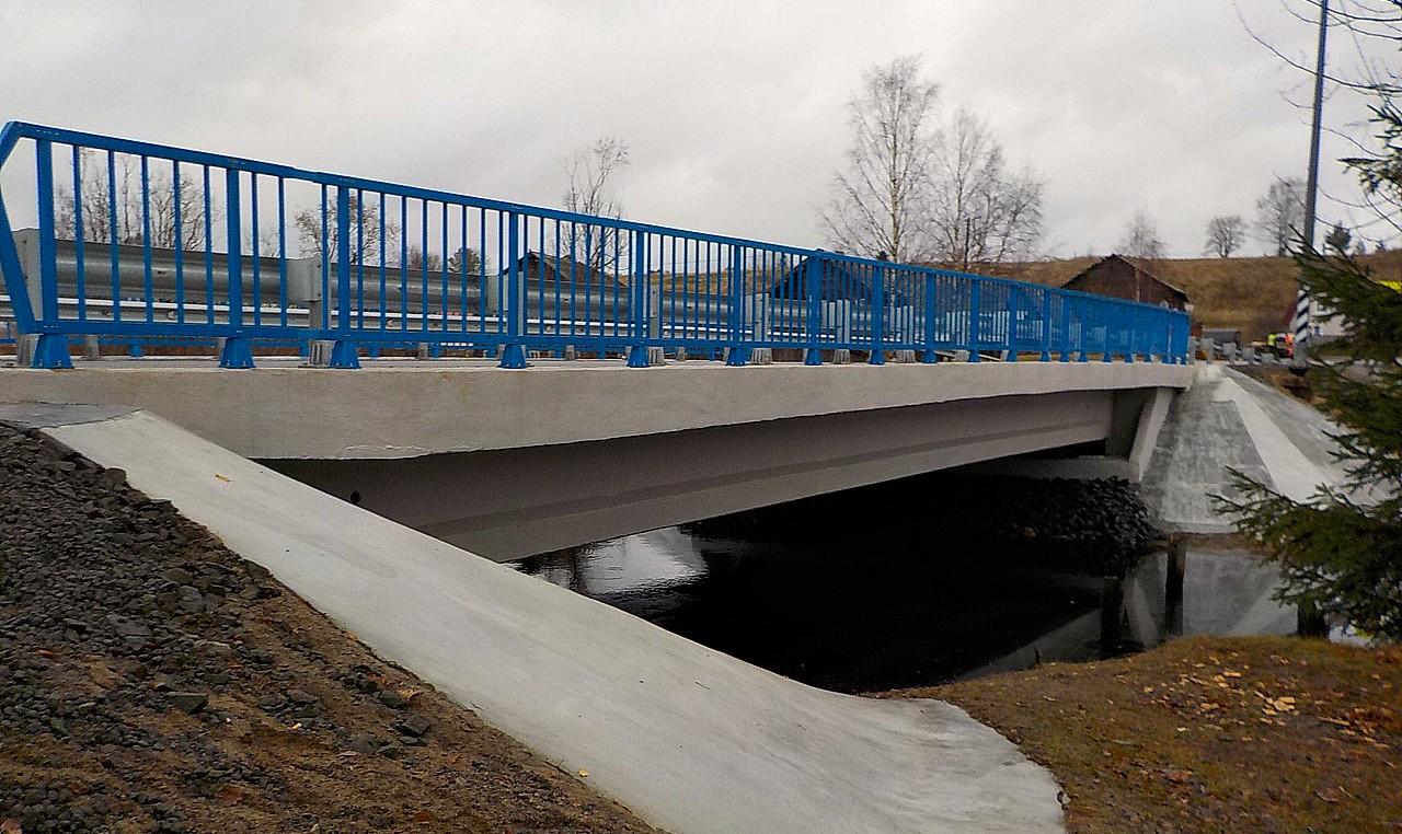 Мостовой переход на автомобильной дороге А-121 «Сортавала» — 2